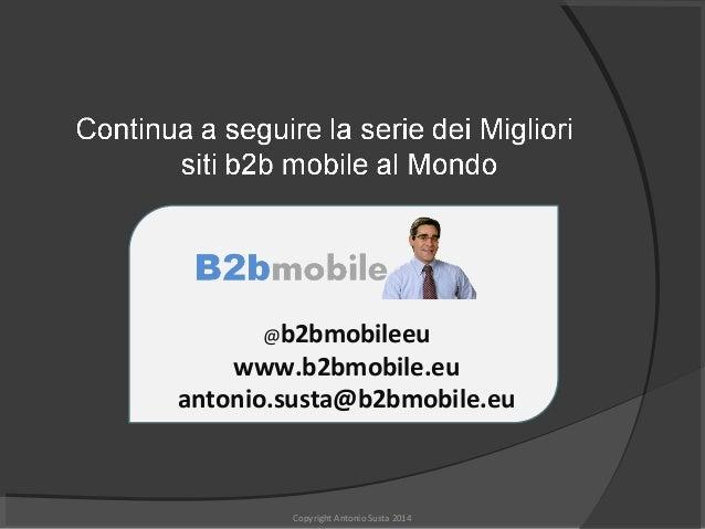 i migliori siti b2b mobile del mondo serie total oil