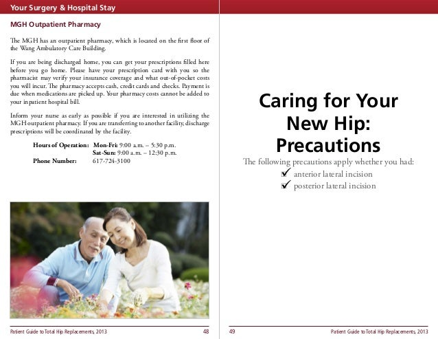 Total Hip Replacement Guide