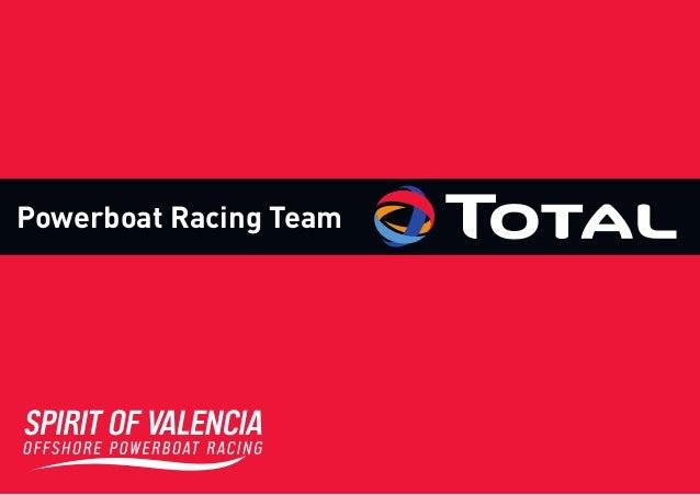 Powerboat Racing Team