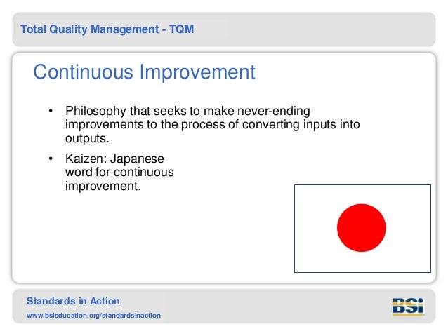 customer perception of quality in tqm pdf