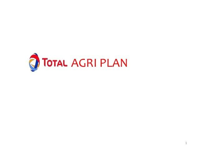 AGRI PLAN 1