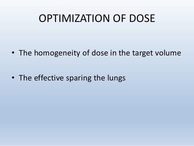 DOSE VERIFICATION • In vivo dosimetry is done with Semiconductor diodes, mosfet, LiF TLD chips • It is placed for skull, H...