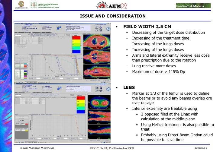 ISSUE AND CONSIDERATION <ul><li>FIELD WIDTH 2.5 CM </li></ul><ul><ul><li>Decreasing of the target dose distribution </li><...