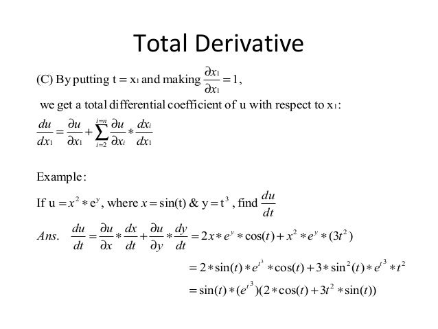 TOTAL DIFFERENTIAL EXAMPLE PDF DOWNLOAD
