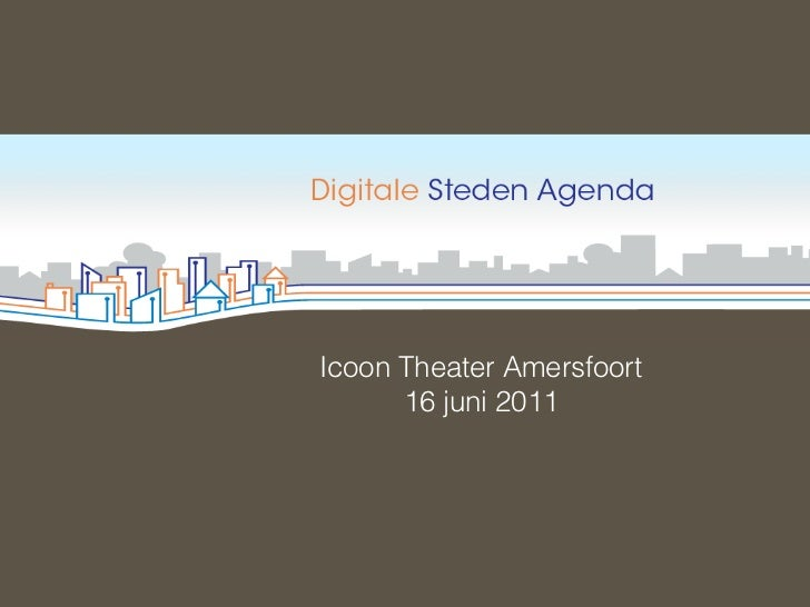 Icoon Theater Amersfoort      16 juni 2011