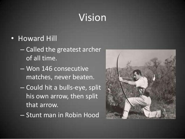 Robin hood vision statement
