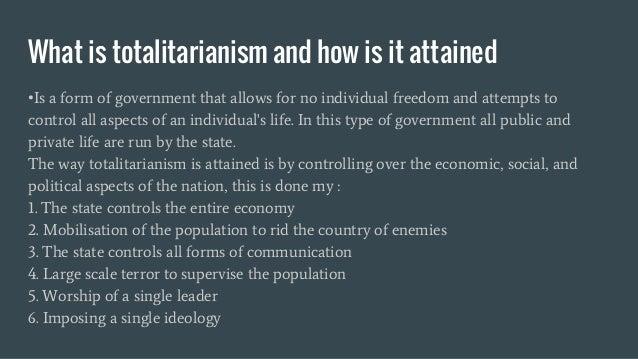 Lenin Part 2 Totalitarianism