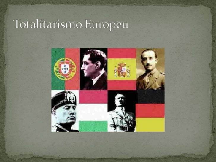 Totalitarismo Europeu<br />