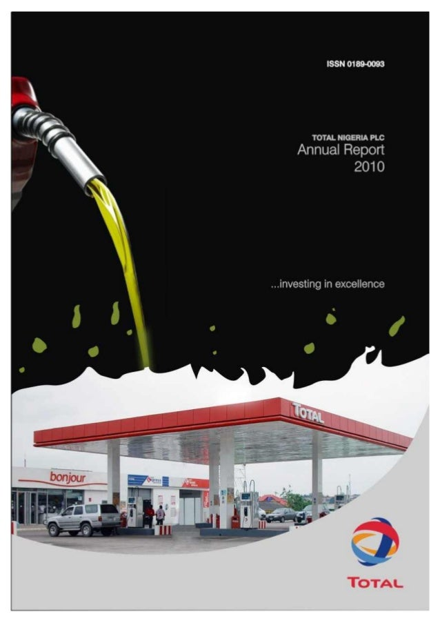 Total Nigeria Annual Report 2010