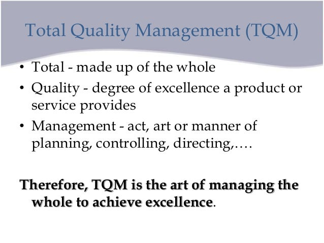 total quality pioneers Education pioneers' mission and work rests on a fundamental belief that smart  investments in  we must focus on effective teaching and the quality of  leadership and management of these schools, districts, and systems  total  revenue.
