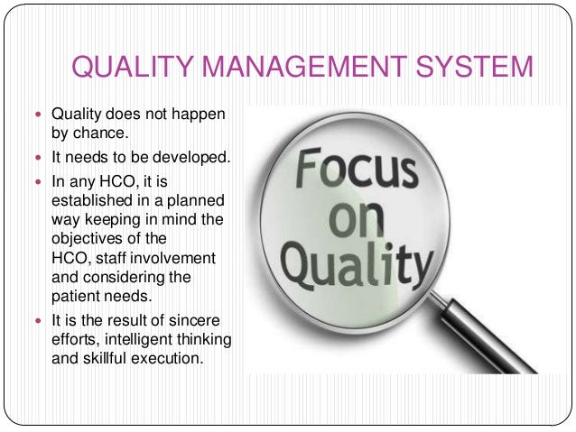 quality management in healthcare Your advantage: our quality our advantage: your satisfaction bag health care  gmbh has a quality management system conforming to din en iso 13485:.