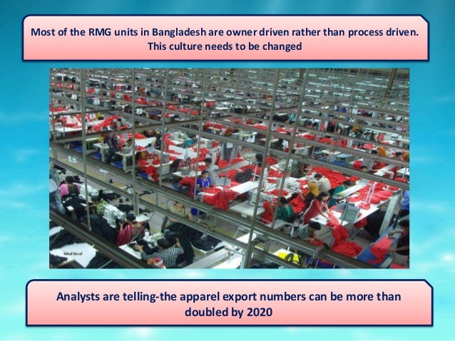 the problem solution in rmg sector of bangladesh Of women through their enrolment in the garment industry of bangladesh is   this thesis has attempted to answer the question -how is the involvement of.