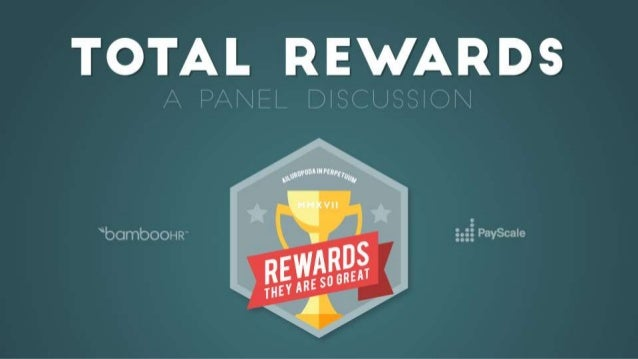 bamboohr.com 1-866-387-9595 Total Rewards: A Panel Discussion