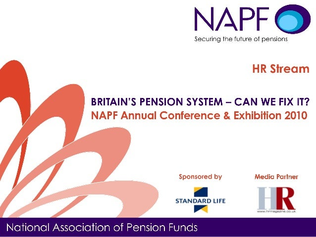 """Nigel Aston PensionDCisions """"TOTAL REWARD"""" – WHAT PLACE FOR PENSIONS?"""