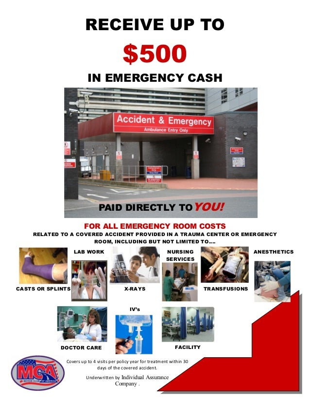 Mca Hospital Emergency Room