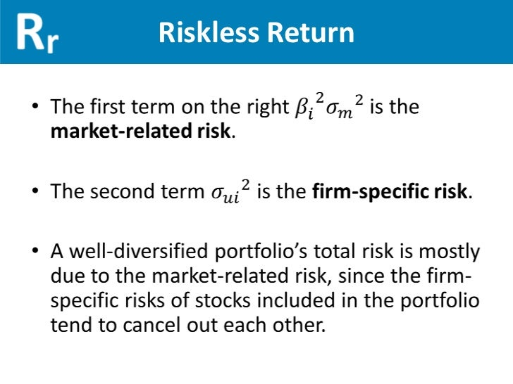 evaluation of portfolios linking risk and return Performance measurement for traditional investment literature survey january 2007 véronique le sourd senior research engineer at the edhec risk and asset.