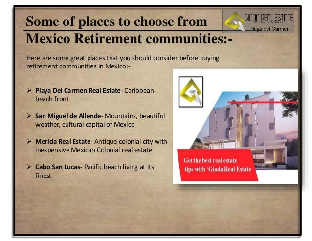 To the Extent You Want to Know About Mexico Retirement