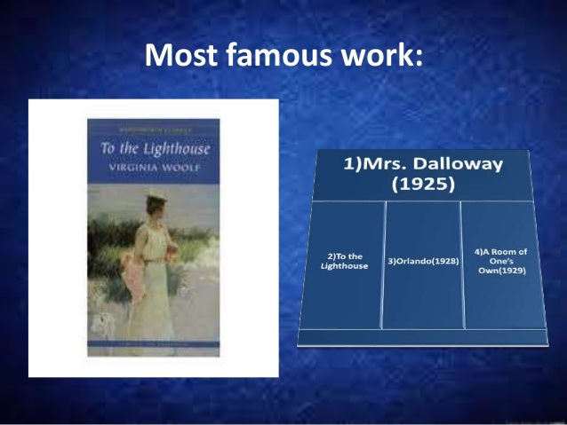Consciousness In To The Lighthouse Essay Consciousness In To The Lighthouse Essay Paper