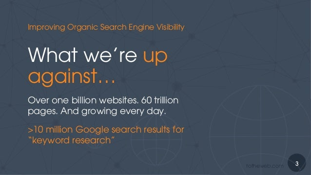 Intelligent Keyword Selection to Improve Search Ranking for B2B Companies Slide 3