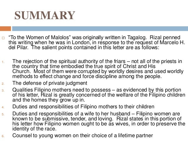 the philippines a century hence by jose rizal full essay