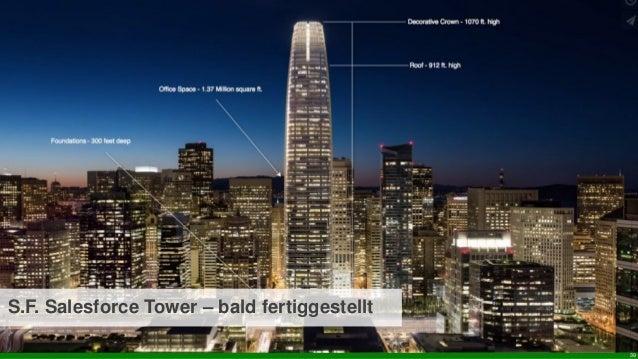 Ebene 1 39 S.F. Salesforce Tower – bald fertiggestellt