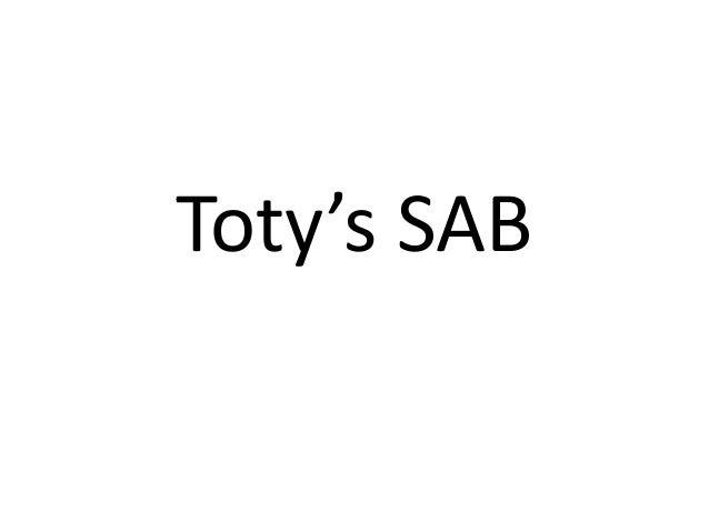Toty's SAB