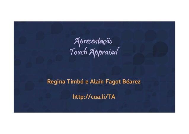 Regina Timbó e Alain Fagot Béarezhttp://cua.li/TA