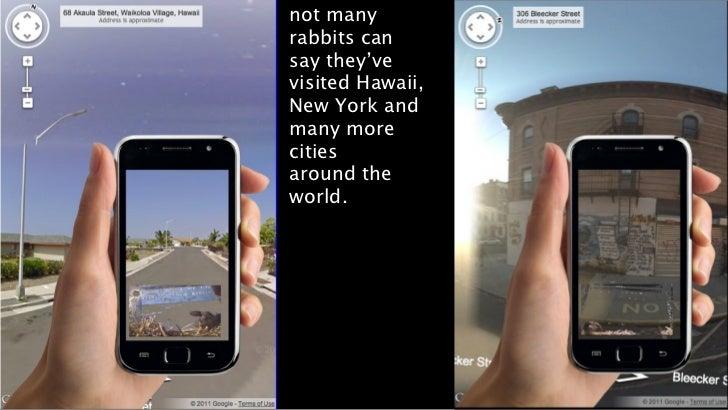 not manyrabbits cansay they'vevisited Hawaii,New York andmany morecitiesaround theworld.