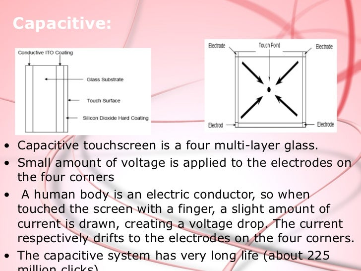 Infrare    d:● Conventional optical-touch systemsuse an array of infrared (IR) light-emitting diodes (LEDs) on twoadjacent...