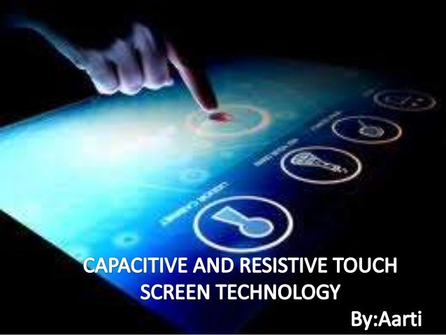 HOW TOUCH TECHNOLOGY DIFFERS FROM OTHER DEVICES • No special commands to learn. • The user doesn't need to look away from ...