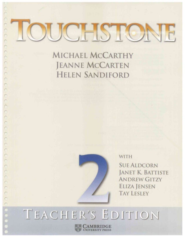 Touchstone 2 Teacher S