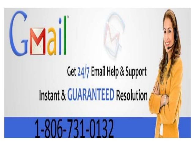 Gmail Helpline Number 1-806-731-0132