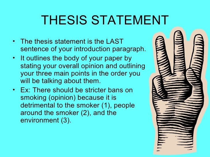 to defend a thesis