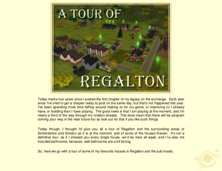 Today marks four years since I posted the first chapter of my legacy on the exchange. Each yearsince Ive tried to get a ch...