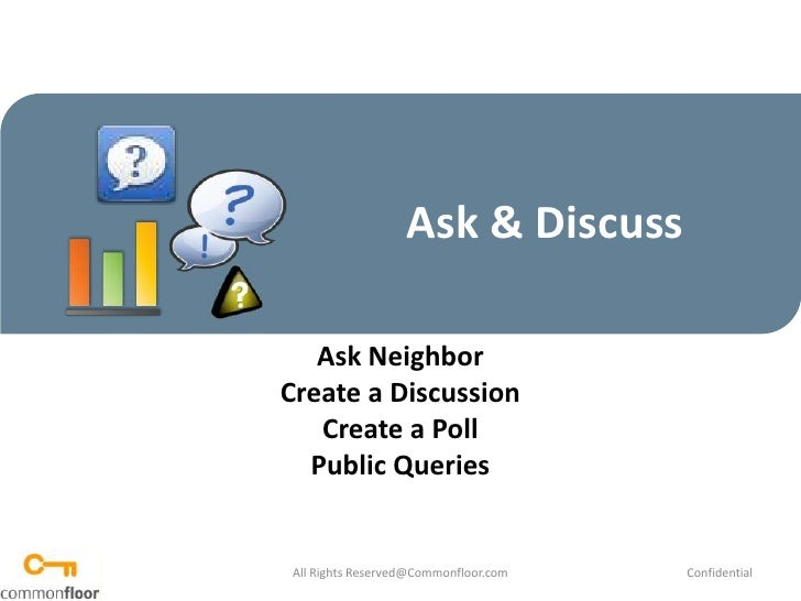 Tour feature  Ask & Discuss