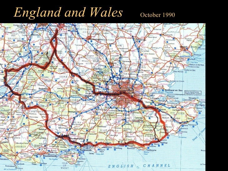 England and Wales October 1990