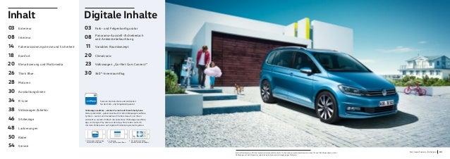 2016 VW Touran - katalog Slide 2