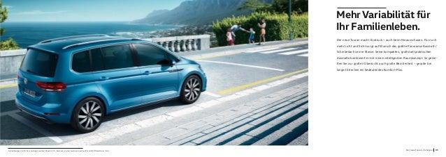 2016 VW Touran - katalog Slide 3