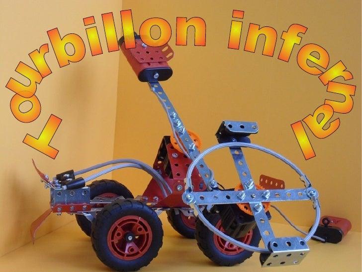 Étape n°1:      Assembler le corps du tourbillon infernal 4 x C371                                                       ...