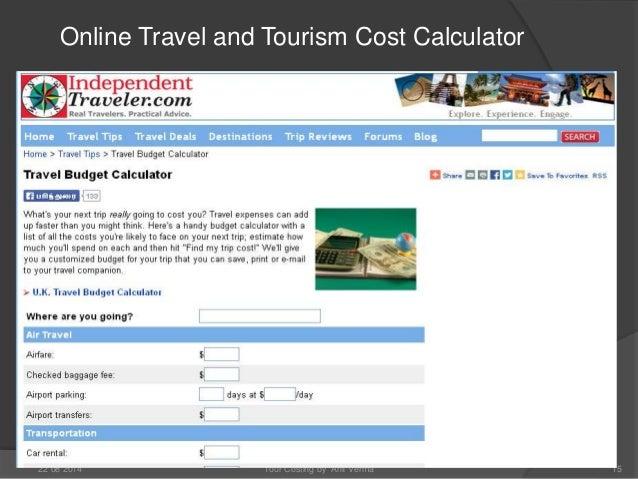 trip charge calculator