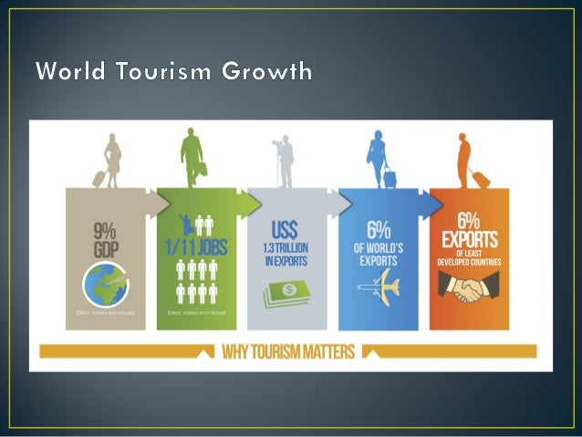 • Travel and Tourism will continue to expand faster than the economy as a whole and faster than comparable industries. • B...
