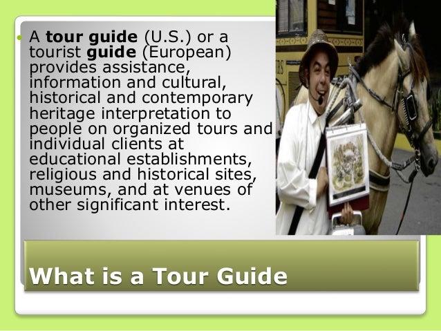 "Tour Guiding ""Heaven & Hell"" Slide 2"