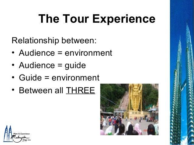 Tour guiding Skills