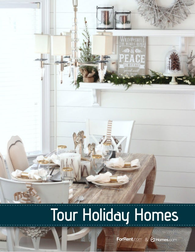 Tour Holiday Homes &