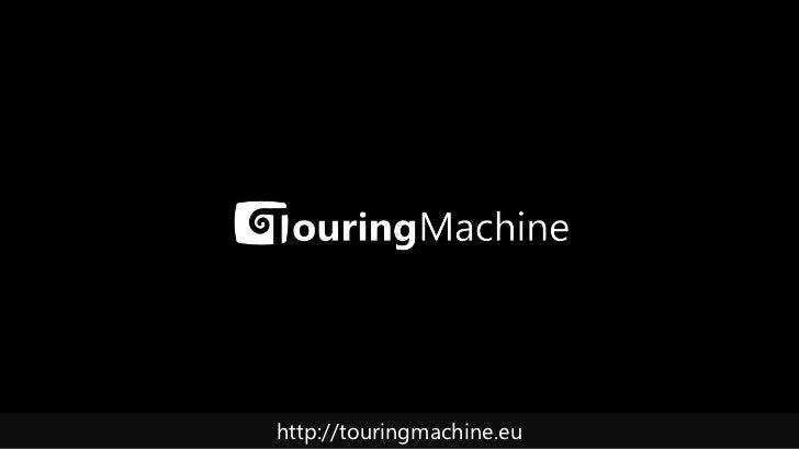 Touring Machine