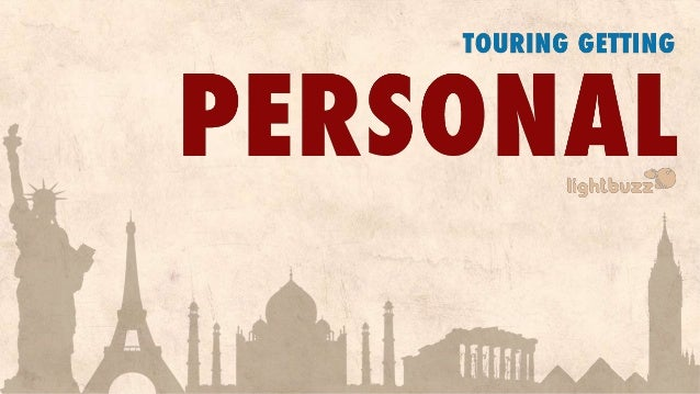 Touring Machine: Your personal tour guide
