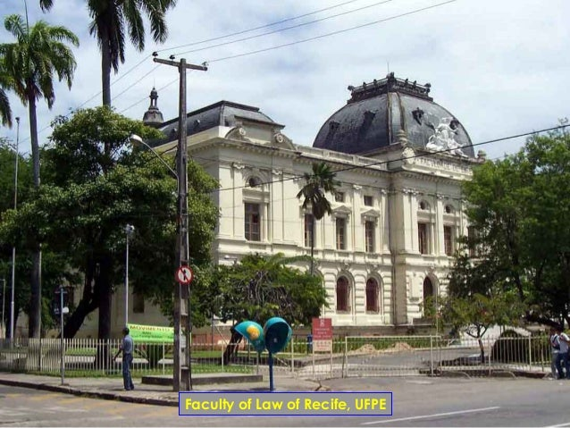 Faculty of Law of Recife, UFPE