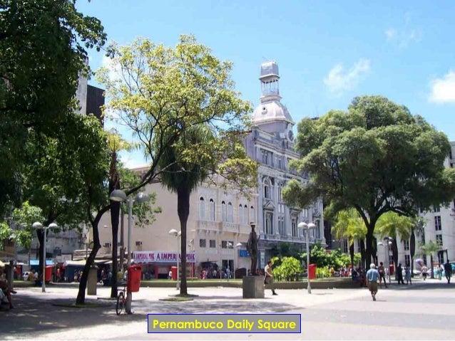Pernambuco Daily Square