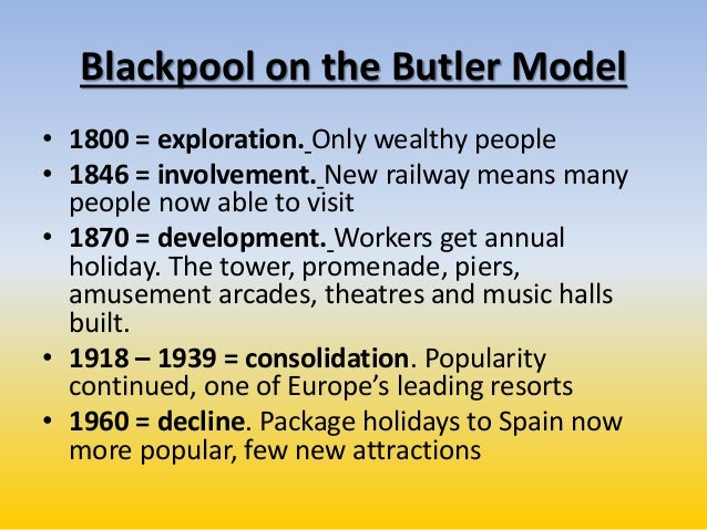 gcse geography blackpool case study