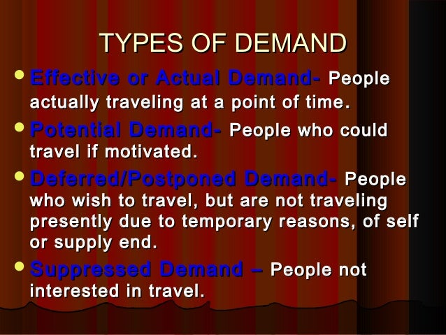 determinants of demand tourism Determinants of international tourism: a three-dimensional panel data analysis second type includes papers that estimate the determinants of tourism demand.
